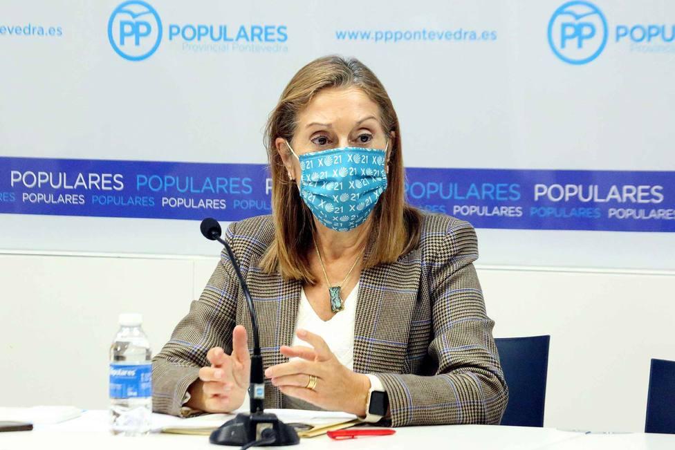 Ana Pastor afirma que a Sánchez solo se le da bien el coaching y exige que dé la cara ante la pandemia
