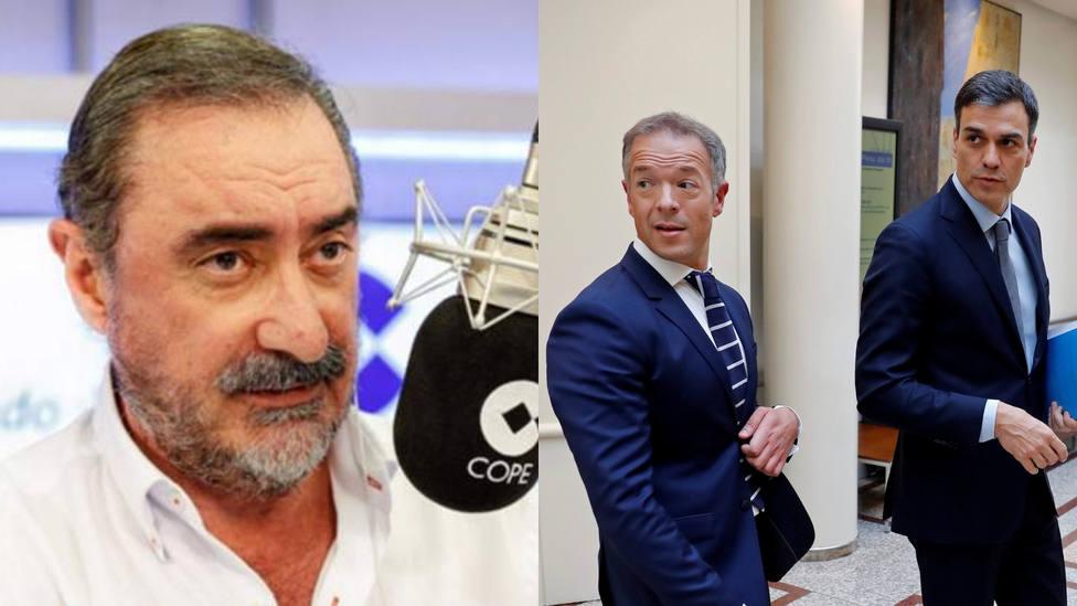 Herrera responde a los insultos del PSOE: Tienen un presidente que ni siquiera él hizo su plagio