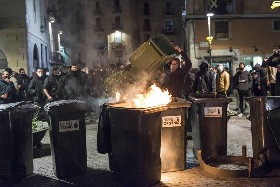 El Gobierno de Francia sobre los disturbios por el encarcelamiento de Hasél: España es un Estado de Derecho
