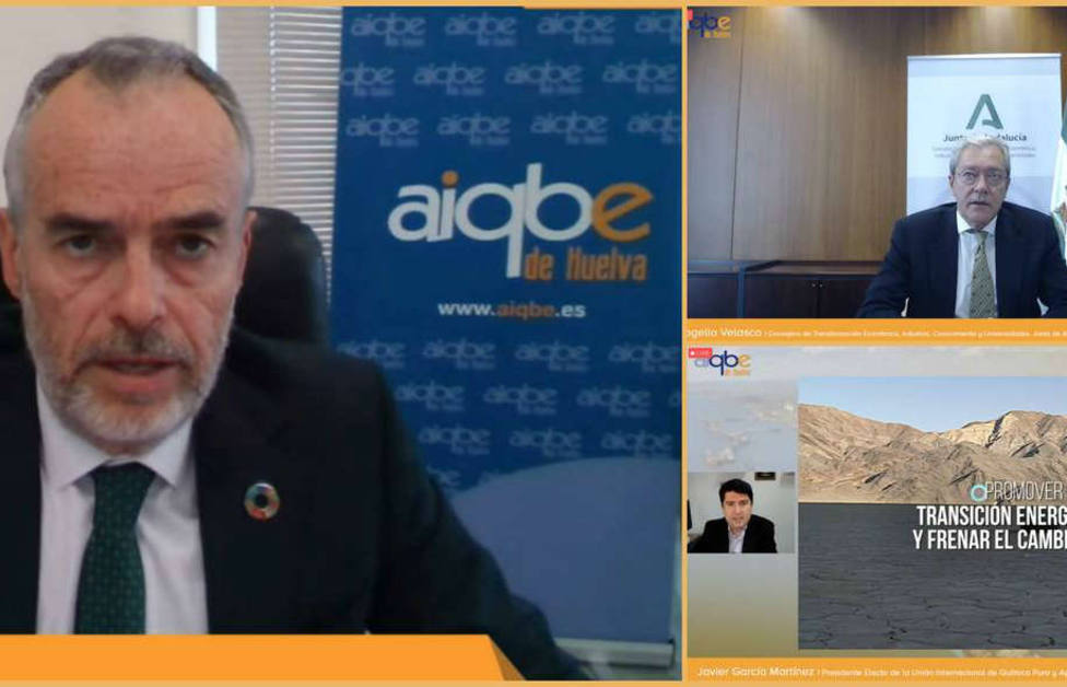 AIQBE apuesta por el futuro de Huelva como referente industrial sostenible e innovador