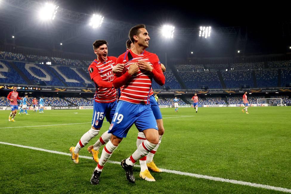 Napoli vs Granada - Europa League 2020/2021