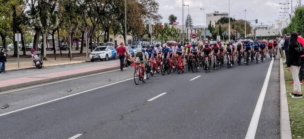 El Brócoli Ciclista mete a tres integrantes en los diez primeros puestos en el Criterium de Murcia