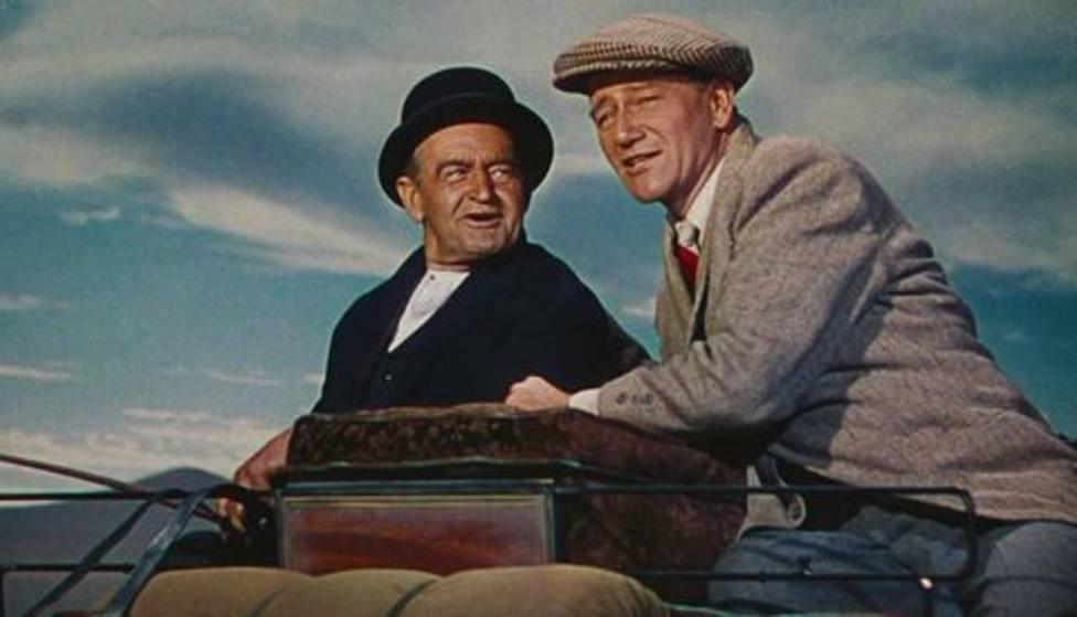 Tarde de domingo con John Wayne y John Ford, en TRECE