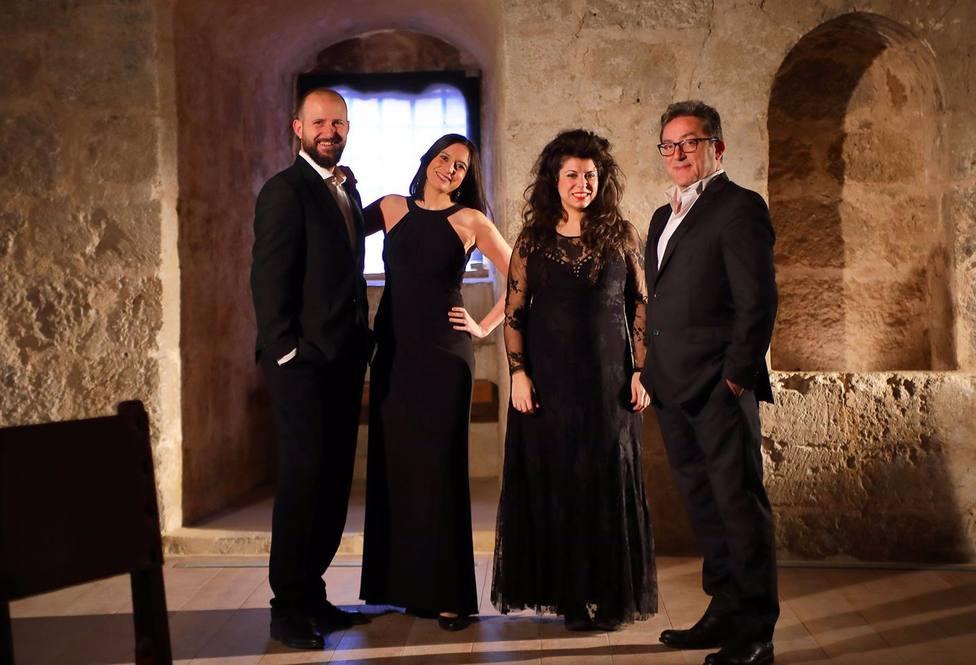 Capella de Ministrers presenta su disco Claroscuro este jueves en la Sala Orive