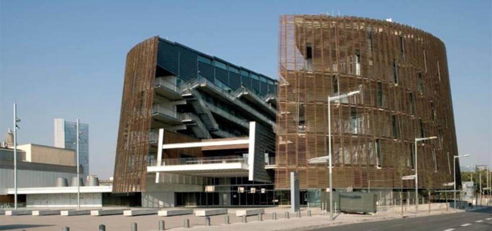 Edificio del Intituto de Salud Global en Barcelona - ISG