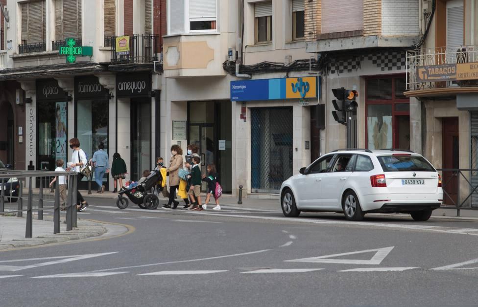 El avance del coronavirus en La Rioja por municipios: Descenso generalizado a excepción de Calahorra
