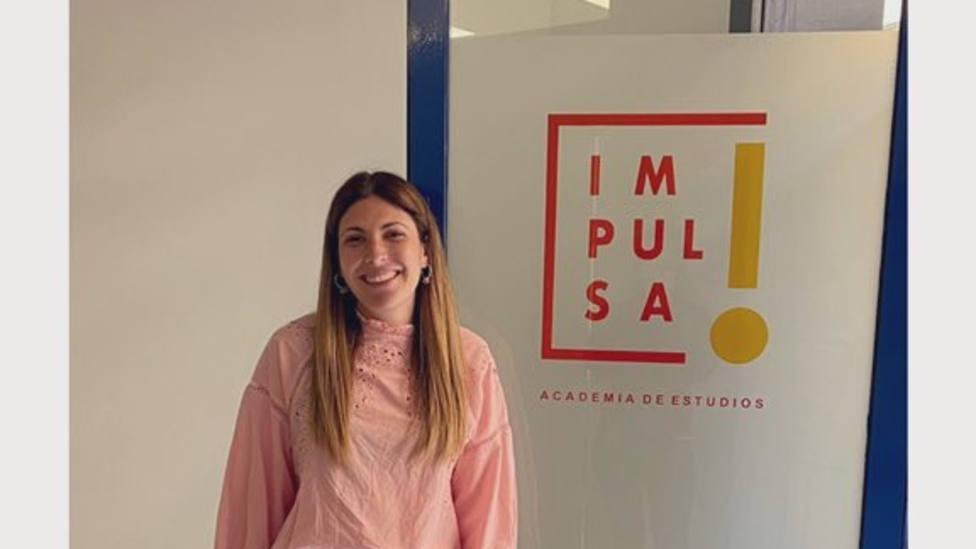 Rebeca Díaz Castro, Fundadora de Impulsa, Academia de Estudios