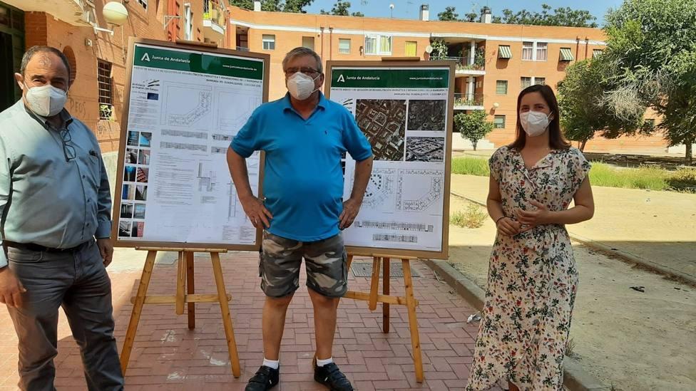 La Junta licita obras de eficiencia energética en 100 viviendas de la Manzana 15 de Guadalquivir
