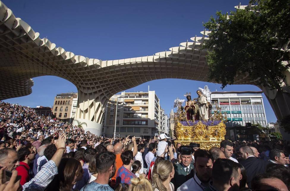 Sevilla.-Cvirus.- Cabrera considera que en diciembre podrán producirse salidas extraordinarias de procesiones