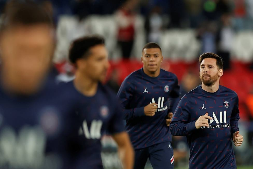 Paris Saint Germain vs Manchester City FC