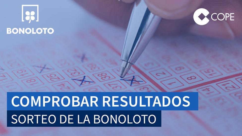 BonoLoto: resultados del 08 de octubre de 2021