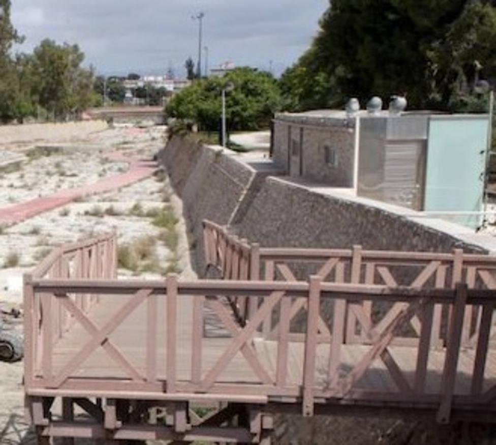 Luz verde a las obras de rehabilitación de la pasarela de La Albufereta de Alicante
