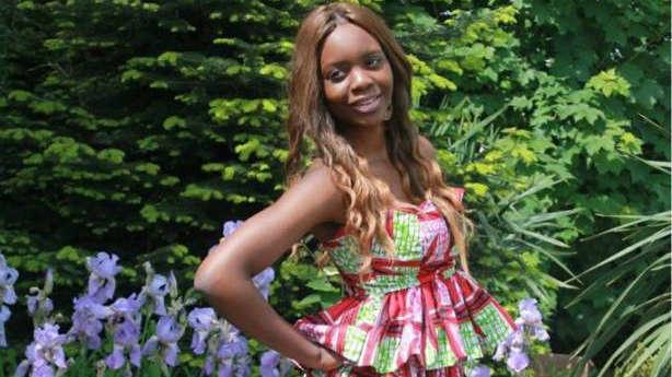 La joven Naomi Musenga. BBC News