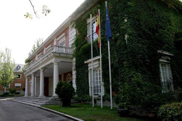 El Palacio de la Moncloa