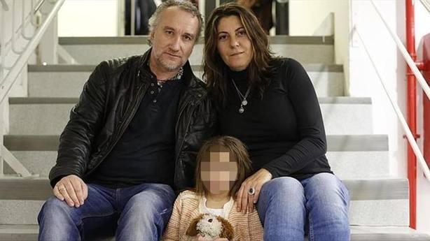 Condenados los padres de Nadia a penas de cinco y tres años y medio de cárcel
