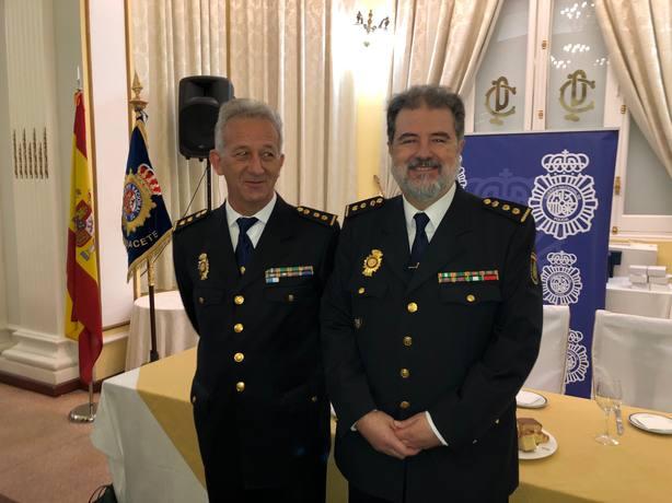 Antonio Bueno, nuevo comisario jefe operativo