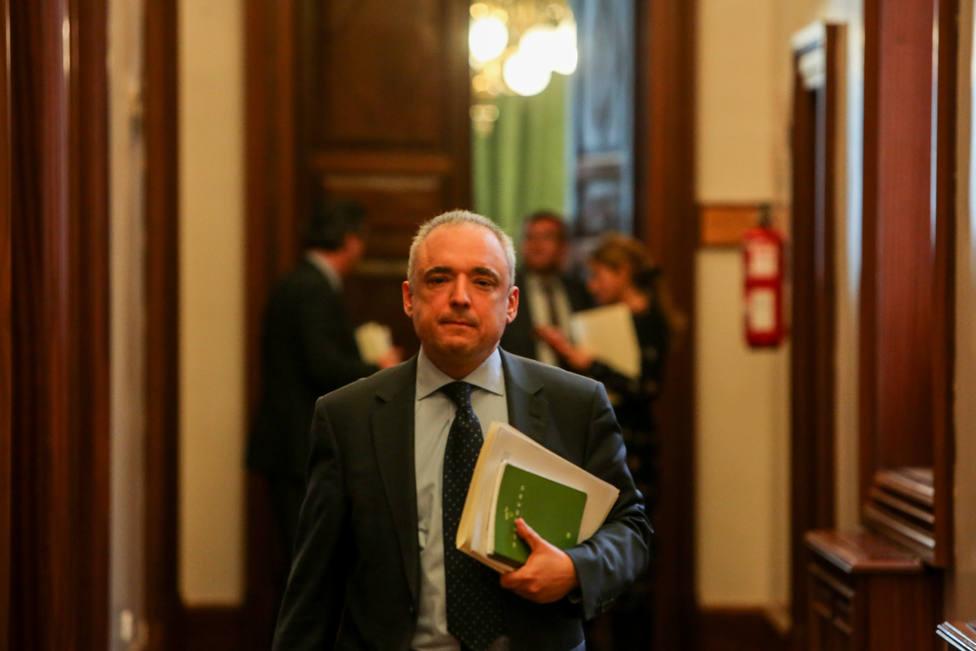 El PSOE reprocha a Santamaría su rápido salto a la empresa privada: No se ajusta a las exigencias de moralidad