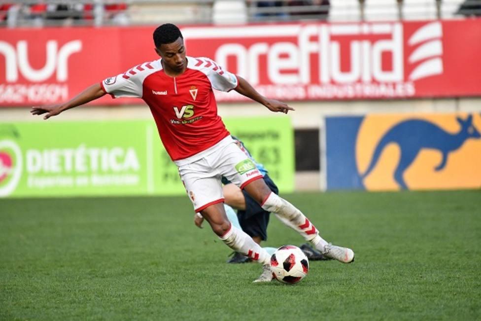 Jeisson Martínez deja la disciplina del Real Murcia