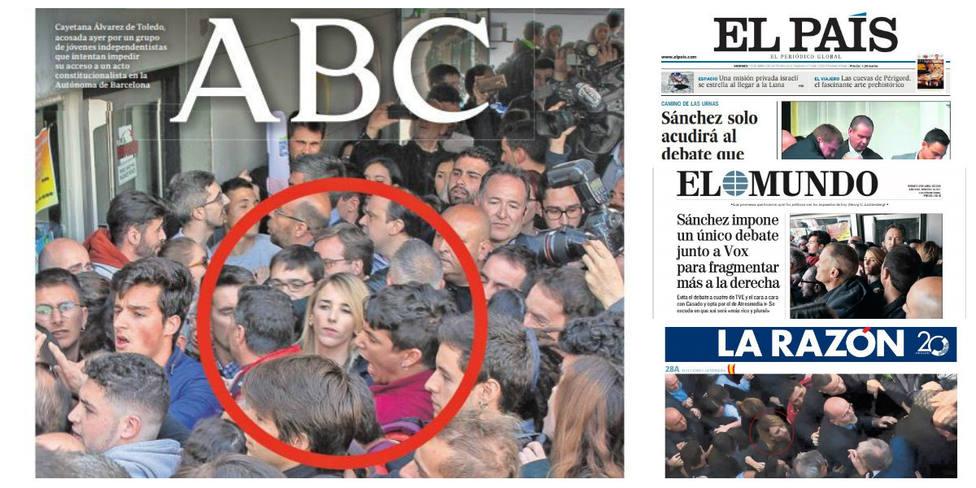 Pedro Sánchez rehúye un debate electoral a cinco, y otras claves del día