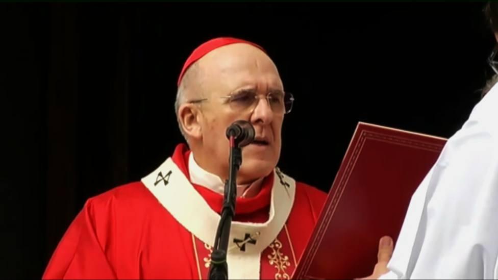 Así es el mensaje del cardenal Carlos Osoro a los fieles para esta Semana Santa