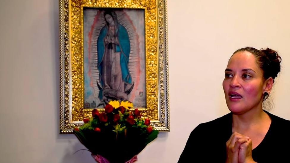 Norelia Hernández pide a México unidad, en lugar de venganza, por el asesinato de su hijo Norberto