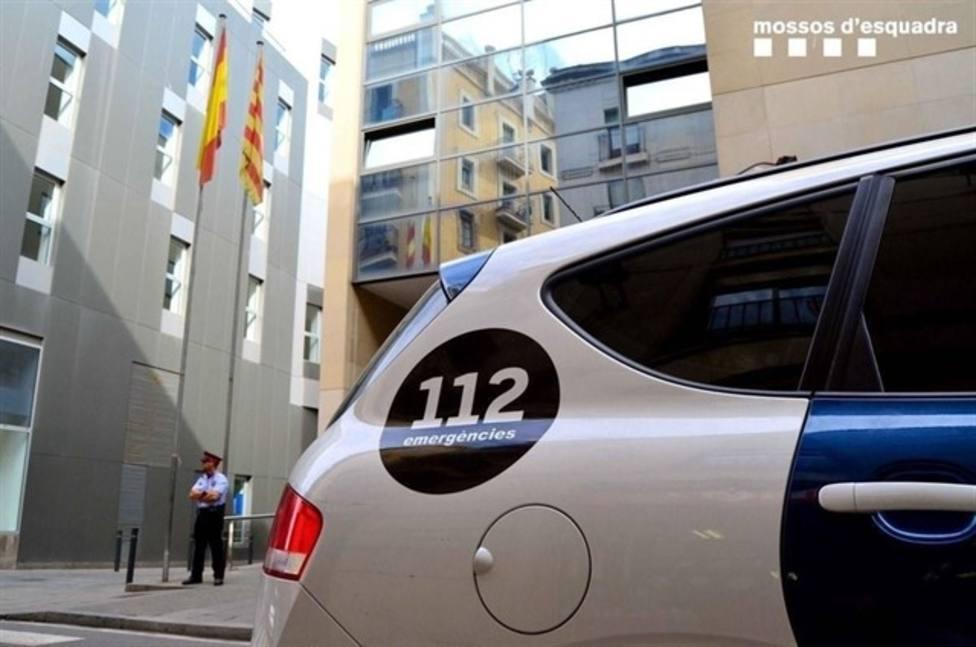 Foto de archivo de los Mossos dEsquadra de Figueres