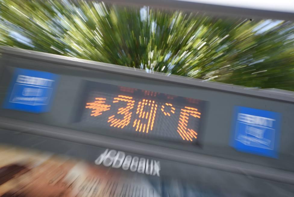 Cuarenta provincias están en alerta este lunes por altas temperaturas, 14 de ellas alcanzarán máximas de 39 y 40º