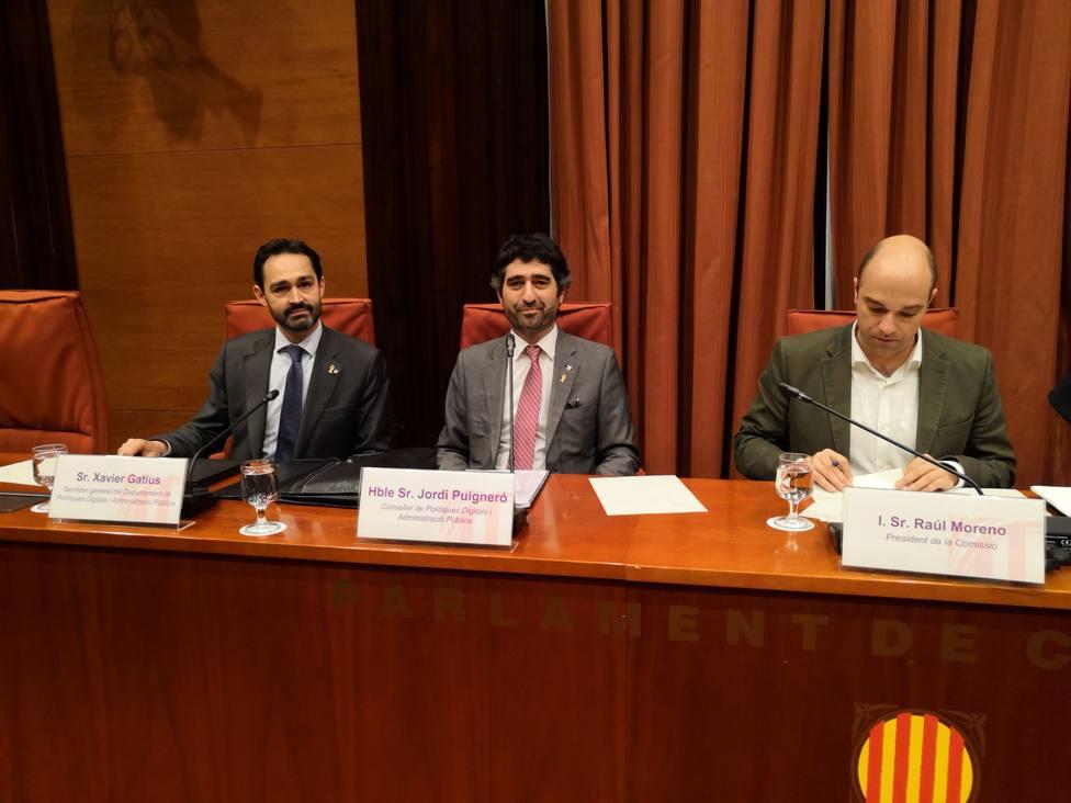 Cs pide que el conseller Puigneró comparezca en el Parlamento catalán por su propuesta de los festivos nacionales