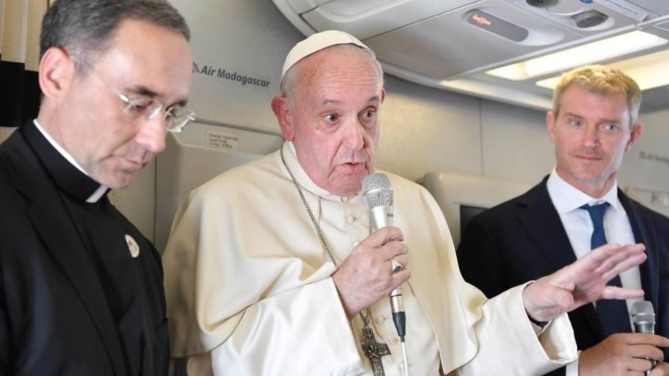 El Papa: Se tienen menos niños porque hay demasiado apego al bienestar
