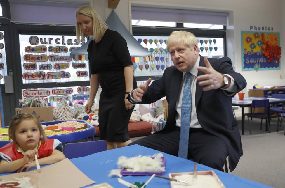 El Gobierno británico cree que todavía falta mucho para lograr un acuerdo final sobre el Brexit