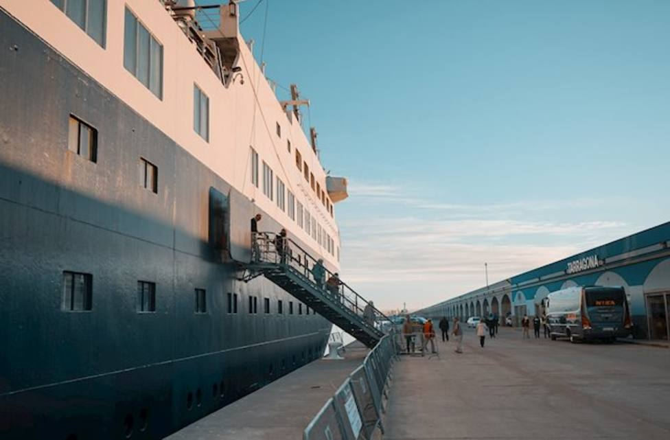 El puerto de Tarragona