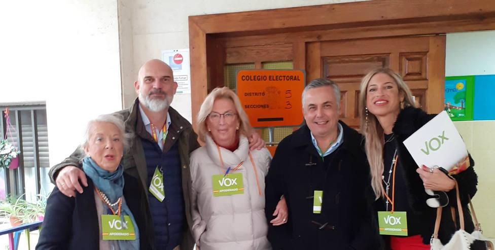 Un diputado de Vox denuncia a un interventor socialista en Badajoz por insultos e intento de agresión