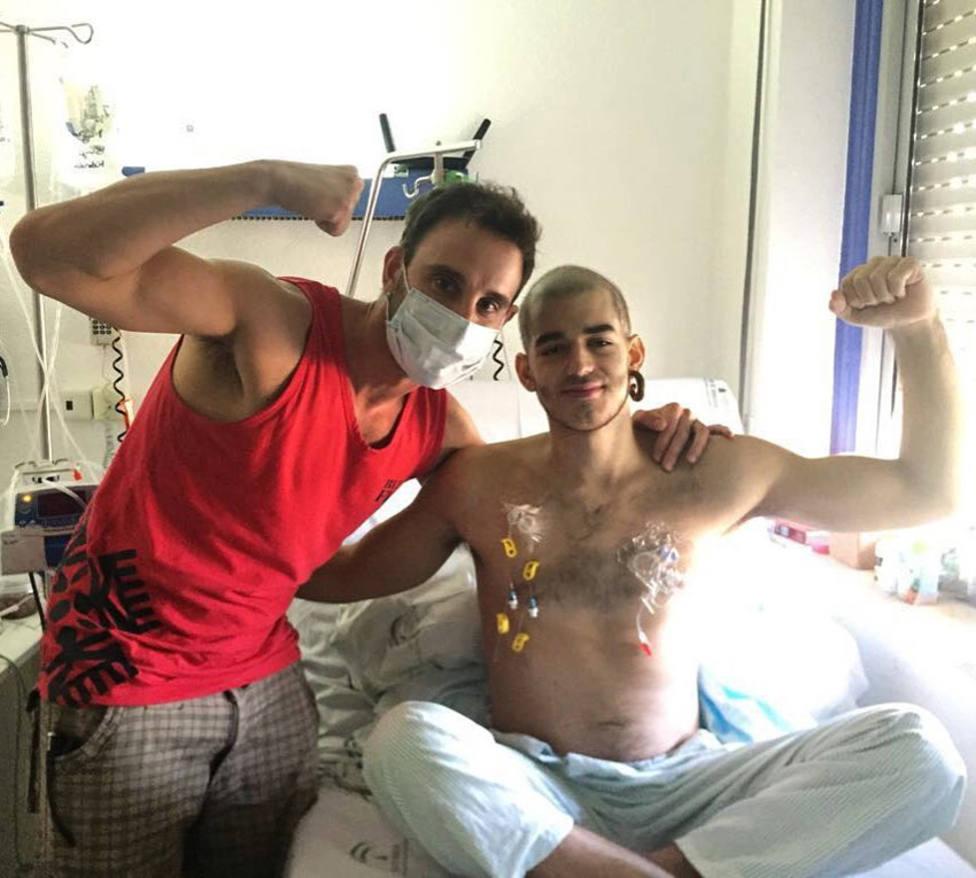 Pablo Raéz, el héroe que inspira a Dani Rovira en estos difíciles días: Siempre fuertes
