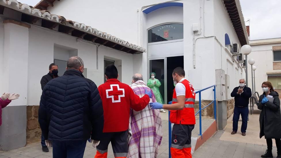 Servicios de Cruz Roja
