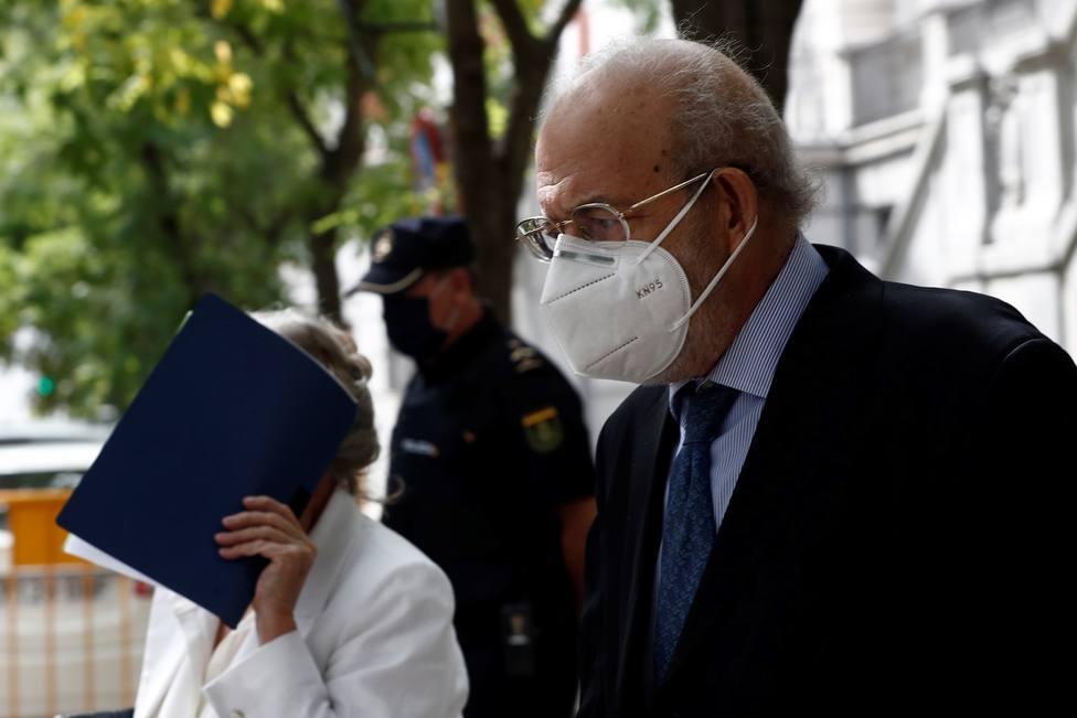 Fernando Valdés, el magistrado del Constitucional propuesto por el PSOE que ha dimitido por malos tratos