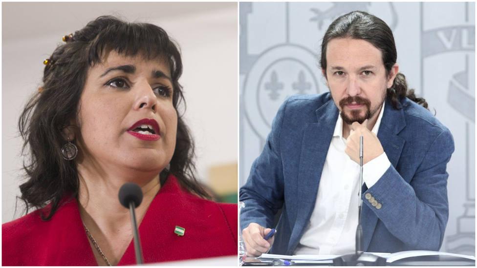 Teresa Rodríguez tras acusar a Pablo Iglesias de traición: Las palabras me salen del corazón