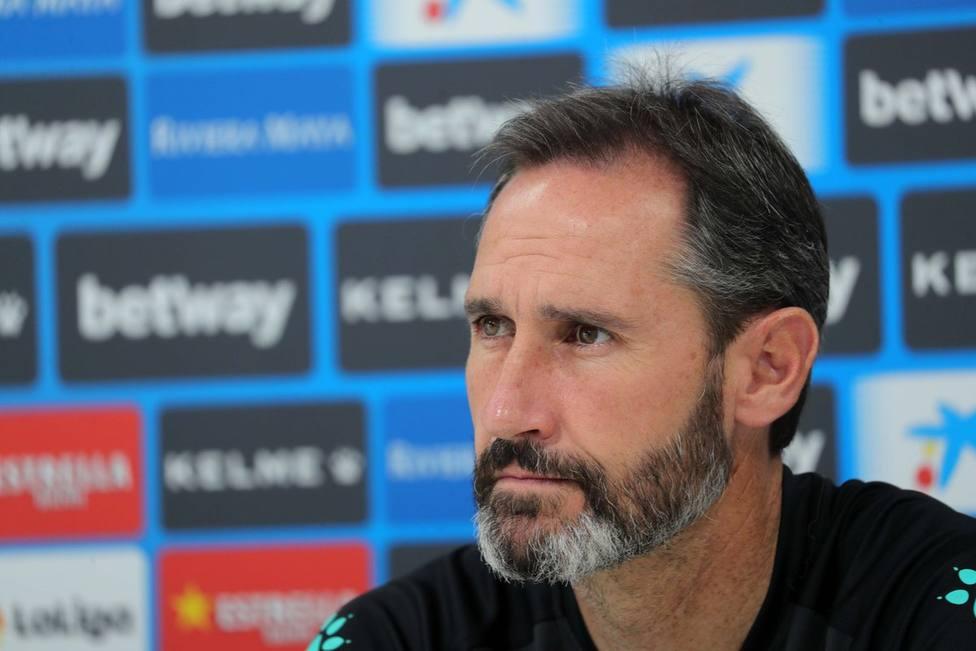 Vicente Moreno: Es un partido difícil e importante, el Girona es de nivel