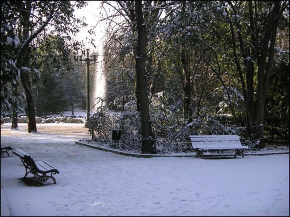 Filomena dejará cinco centímetros de nieve, ventisca y heladas en Valladolid
