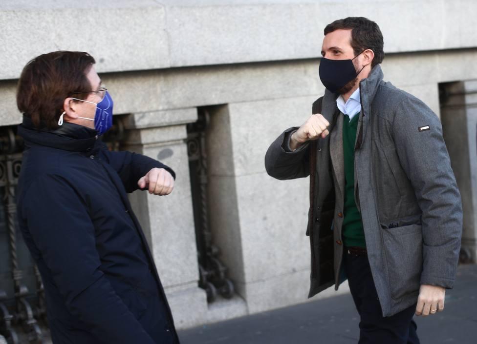 El PP culpa a Ábalos del caos en Barajas y le acusa de su inacción durante la borrasca