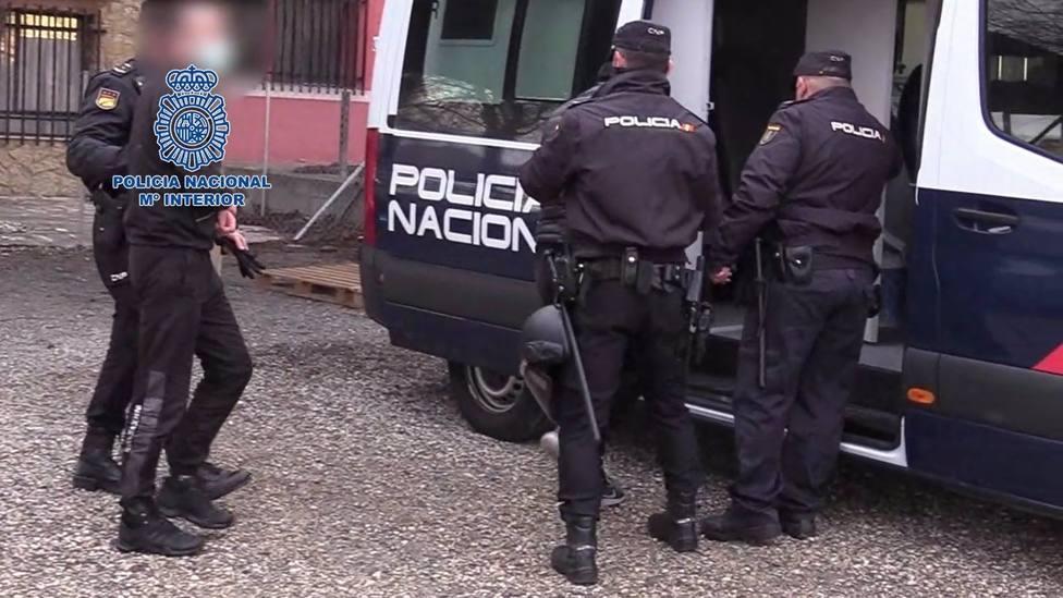 Sucesos.- Desarticulan una organización criminal hispano-serbia dedicada a la exportación de marihuana por Europa