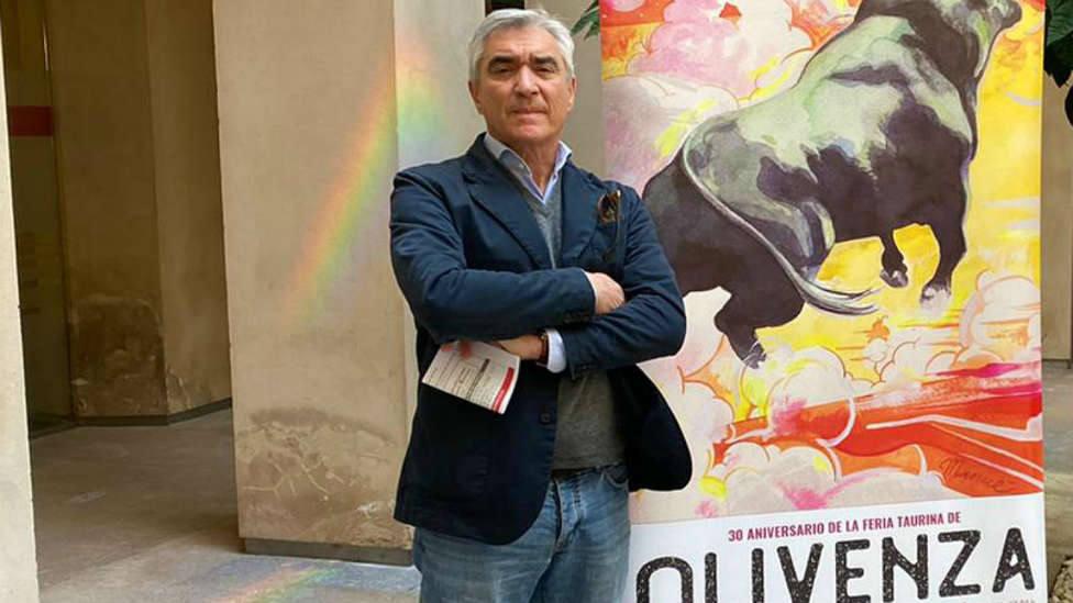 El empresario José Cutiño y los aforos permitidos en la región extremeña