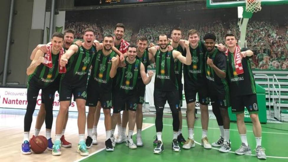 El Joventut vuelve a una eliminatoria europea ante la poderosa Virtus Bolonia