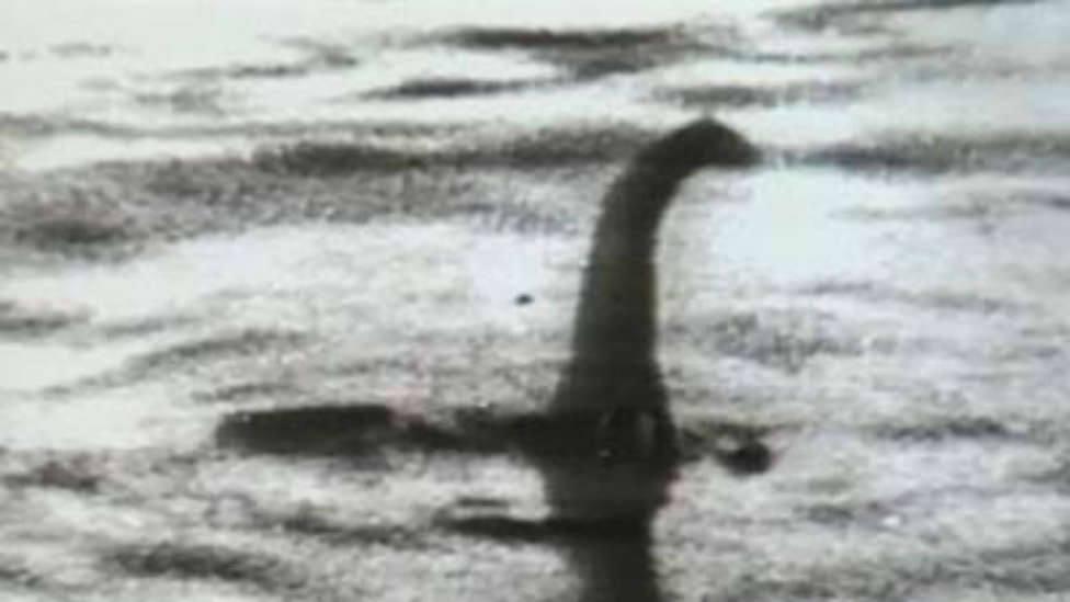 La imagen más famosa del monstruo del lago