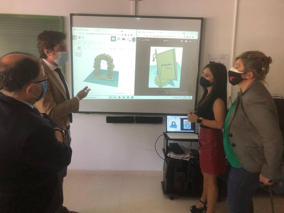 88 alumnos de secundaria y bachillerato participan en la 1º fase de 'Conoce Córdoba a través del emprendiento