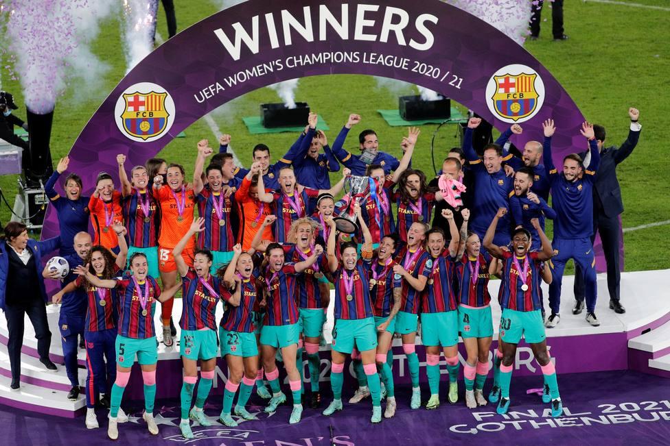 Final de la Liga de Campeones femenina: Chelsea - FC Barcelona