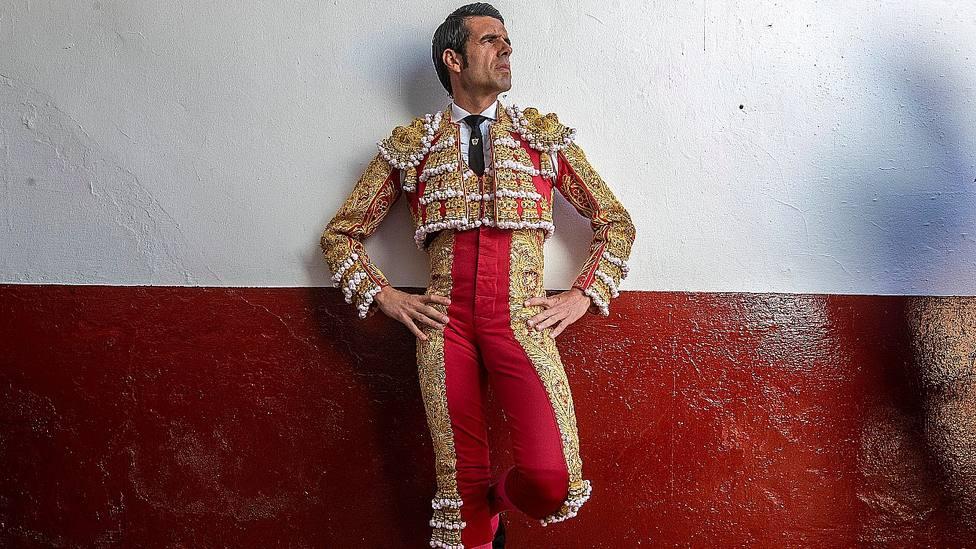 Emilio de Justo reaparecerá en domingo 6 de junio en Brihuega (Guadalajara)