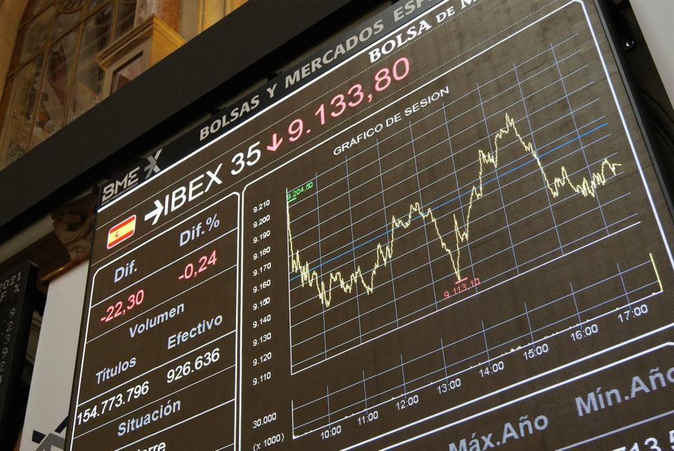Nuevas caídas en la Bolsa en un día en el que han soplado malos vientos para Siemens Gamesa