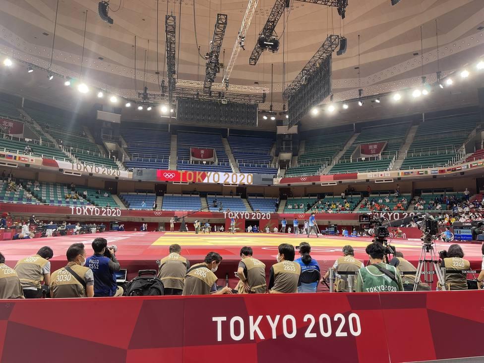 COPE, en el tatami del judo