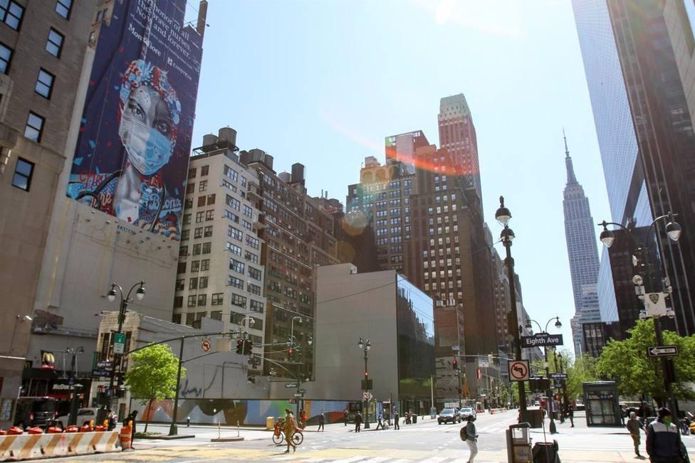 Diez personas heridas en un tiroteo en Nueva York