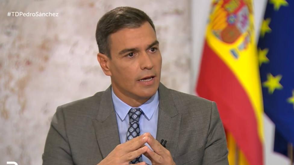 Pedro Sánchez acudirá a la mesa de diálogo con la Generalitat que se celebrará el miércoles